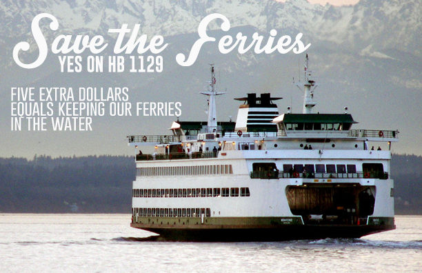 save ferries